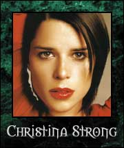 Christina Strong - Tremere